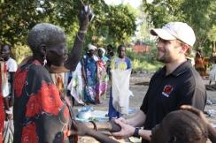Old Fangak, South Sudan
